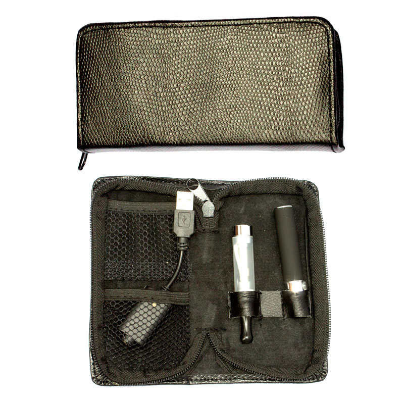Faux Leather Case for Electronic Cigarette